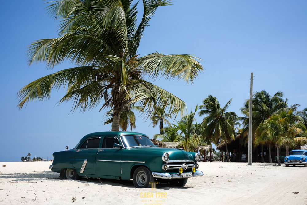 Playa Los Cocos im Bundesstaat Camagüey