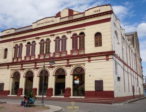 Das Teatro Principal in Camagüey