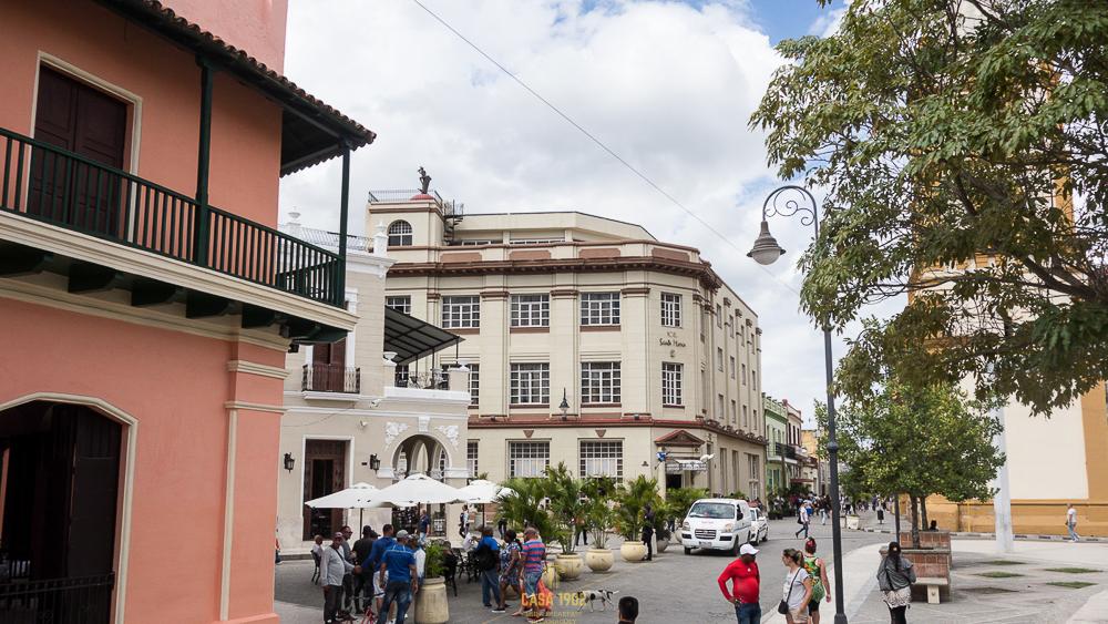 Plaza de la Solidaridad in Camagüey