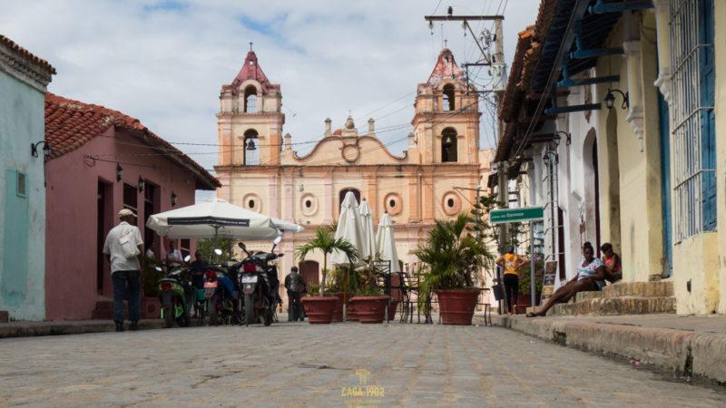 Plaza del Carmen in Camagüey