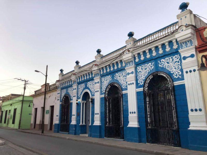 Casa Natal Nicolás Guillén in Camagüey
