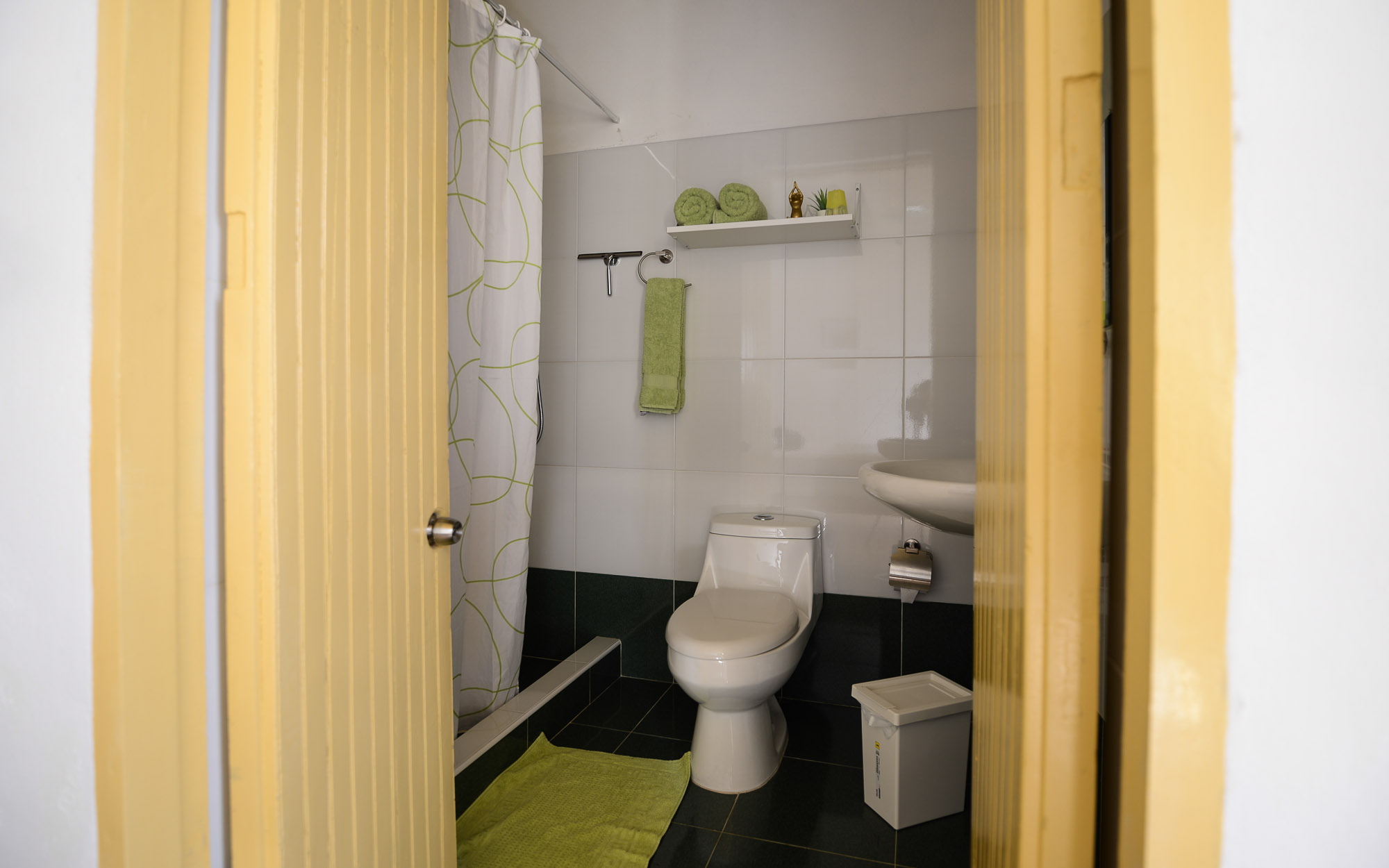 Privates Badezimmer von Zimmer 1