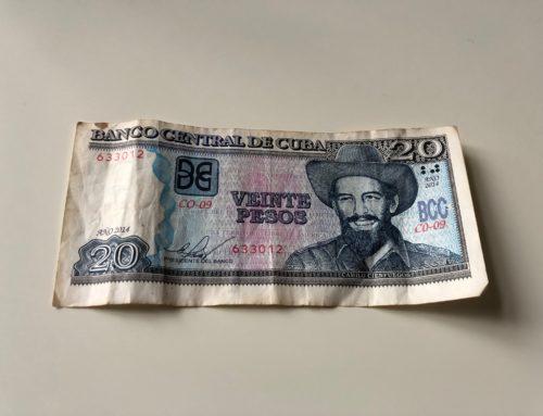 In Kuba wird am 1. Januar 2021 die Touristenwährung CUC abgeschafft