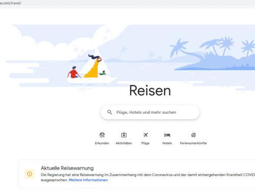 Google will Reisebranche mit kostenlosen Buchungen beleben