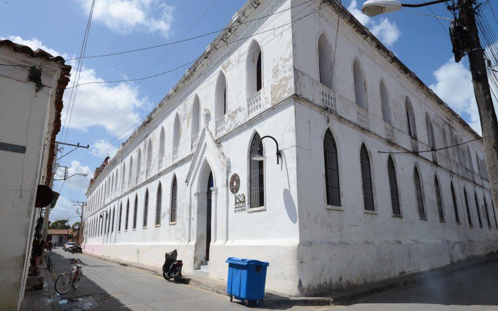 In einem Teil des Convento El Carmen ist die Kunsthochschule untergebracht