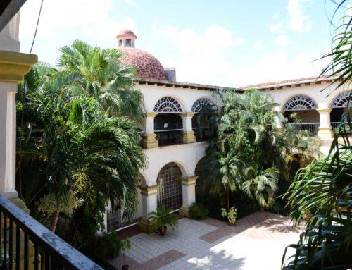 Das Convento El Carmen in Camagüey