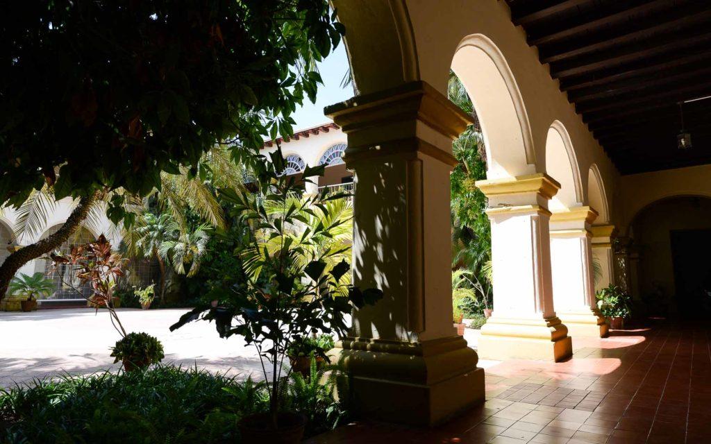 Das Convento El Carmen in Camagüey war Schule, Notunterkunft und Kaserne