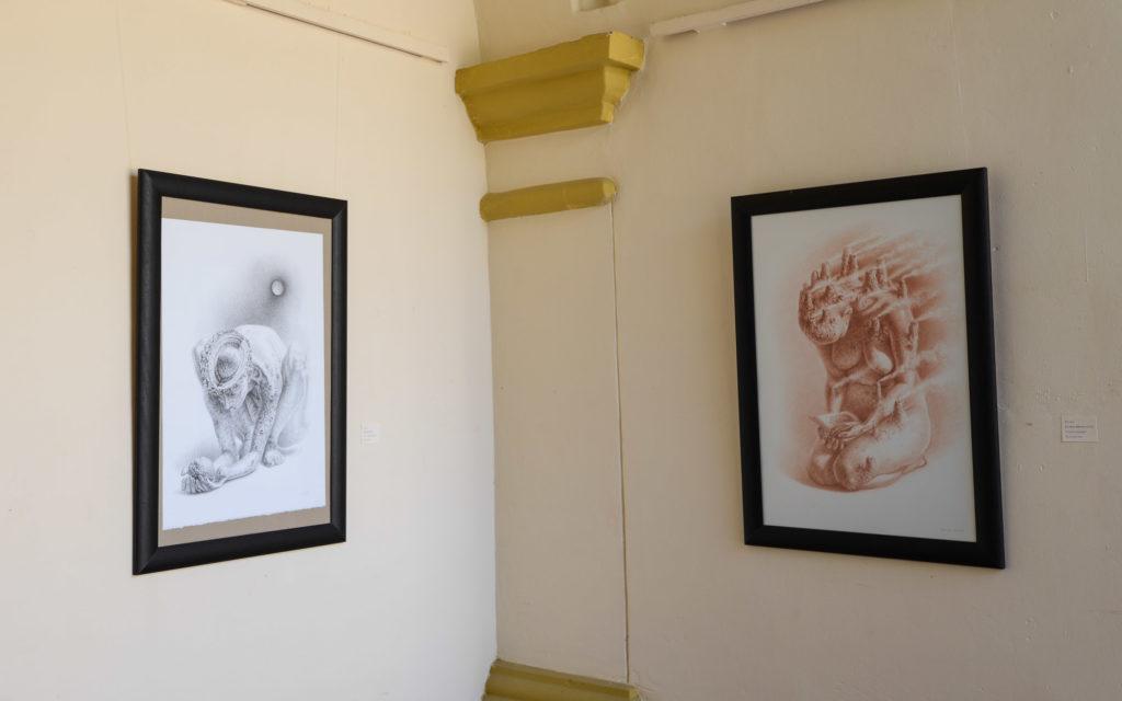 Kunstgalerie Fidelio Ponce de León zeigt Werke lokaler Künstler