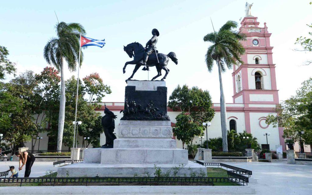 Der Parque Ignacio Agramonte im Herzen von Camagüey