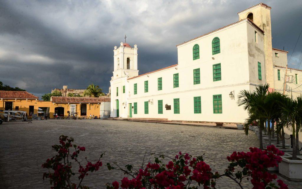 Die Plaza San Juan de Dios gehört zu den Highlights von Camagüey