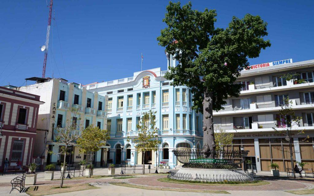 Im Herzen von Camagüey: Plaza de los Trabajadores