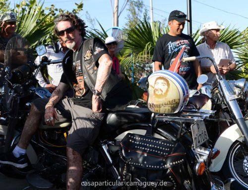 Harlistas Cubanos – kubanische Leidenschaft für Motorräder