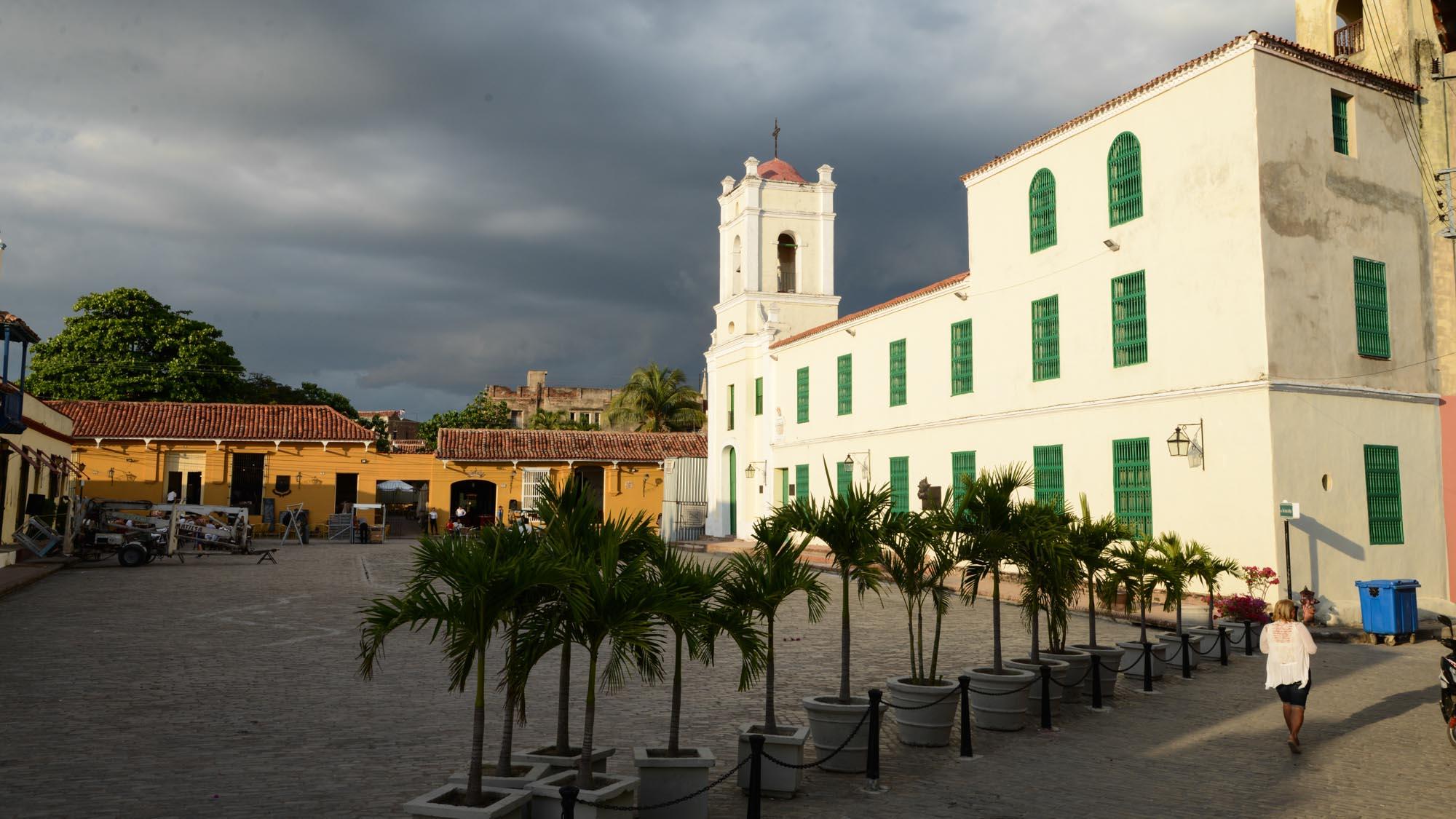Plaza de San Juan de Dios in Camagüey