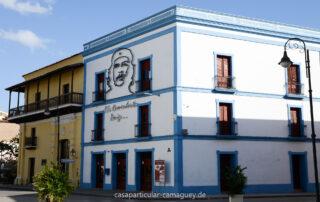 Das Casa Natal de Ignacio Agramonte in Camagüey