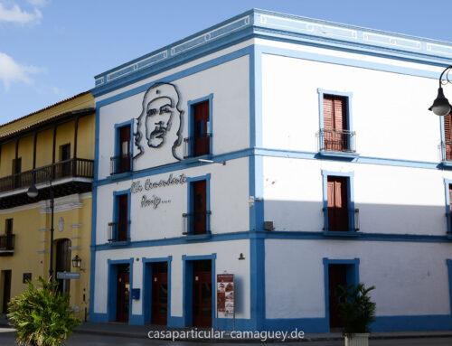 Casa Natal de Ignacio Agramonte in Camagüey