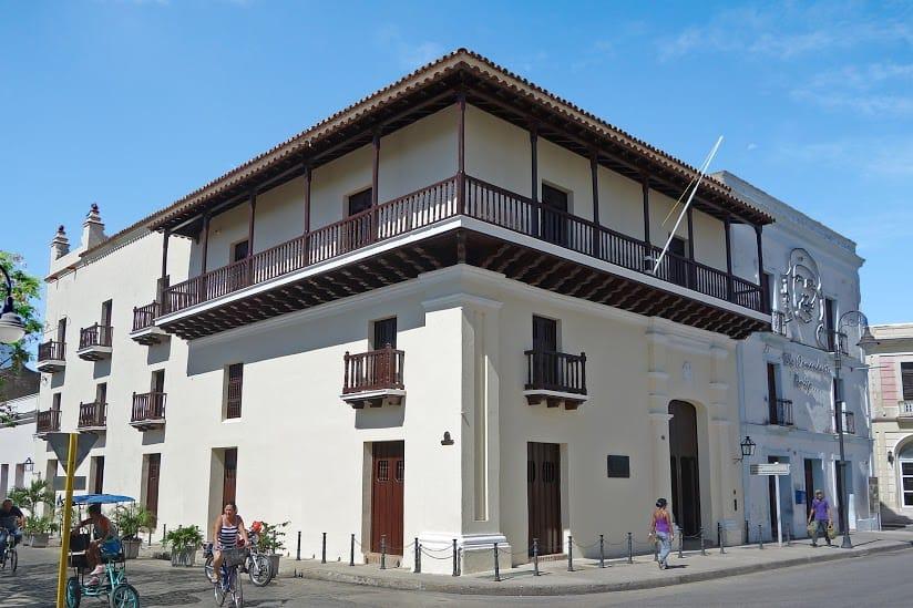 Ignacio Agramontes Geburtshaus befindet sich am Plaza de los Trabajadores